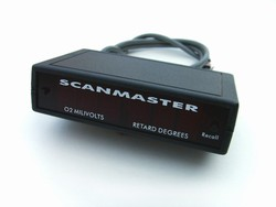 Scanmaster 2.1 for Turbo Buick - new blue led display
