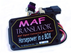 MAF Translator for Turbo Buick